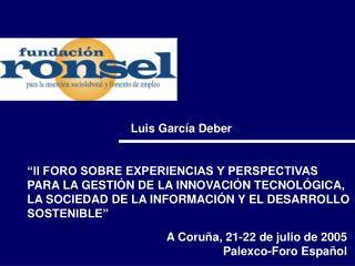 Luis García Deber
