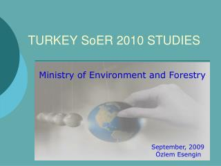 TURKEY SoER 2010 STUDIES