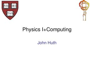 Physics I+Computing
