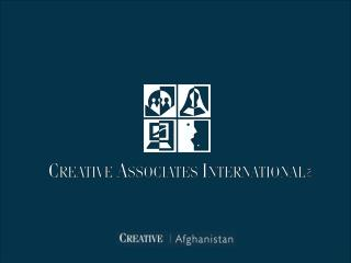 Building Education Support Systems for Teachers (BESST) AFGHANISTAN