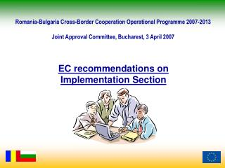 EC recommendations on Implementation Section