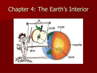 Chapter 4: The Earth's Interior