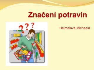 Značení potravin