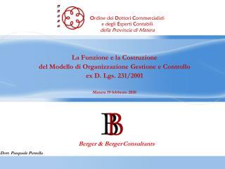 Dott. Pasquale Perrella