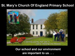 St. Mary's Church Of England Primary School