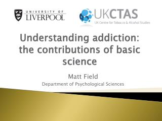 Understanding addiction: the contributions of basic science