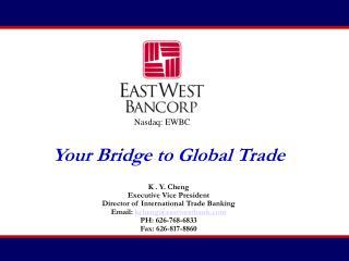 Nasdaq: EWBC
