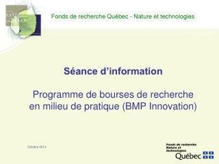 Fonds de recherche Québec - Nature et technologies