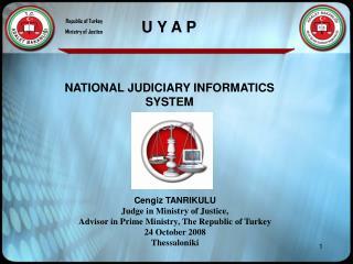 NATIONAL JUDICIARY INFORMATICS SYSTEM