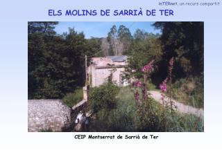 CEIP Montserrat de Sarrià de Ter