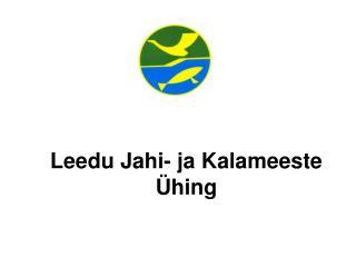 Leedu Jahi- ja Kalameeste Ühing