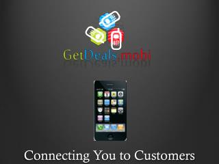 Connecting You to Customers