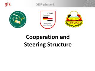 Cooperation and Steering Structure