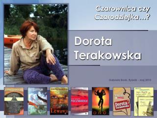 Dorota Terakowska