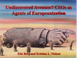 Undiscovered Avenues? CSOs as Agents of Europeanization