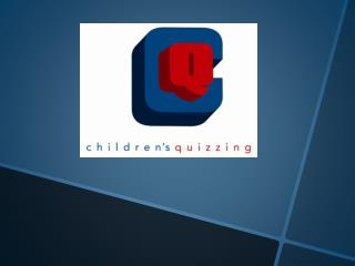 Top 10 Reasons to Have a Children�s Quiz Program at Your Church