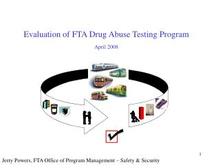 Evaluation of FTA Drug Abuse Testing Program  April 2008