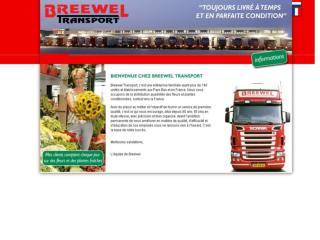 Groupe Breewel Chiffre �d affaire consolid� 2009 � 30.000.000,- 140 V�hicles moteurs climatis�