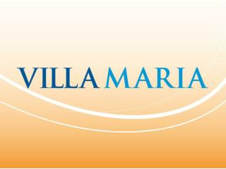 A career at Villa Maria Imagine the possibilities