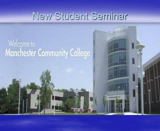 New Student Advising Seminar
