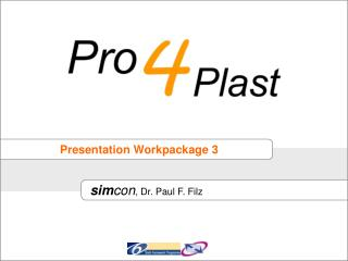 Presentation Workpackage 3