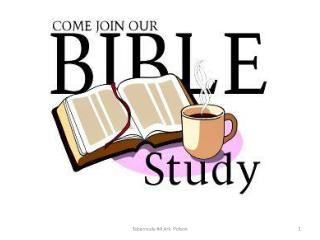 Bible Portion