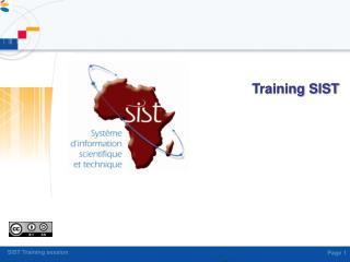 Training SIST