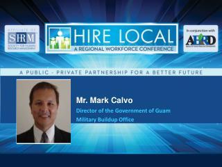 Mr. Mark Calvo
