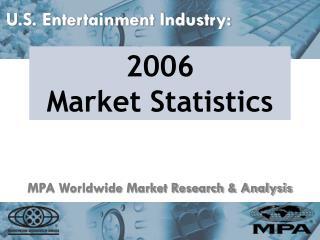U.S. Entertainment Industry: