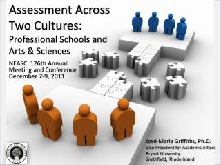 Assessment Across Two Cultures:  Professional Schools and Arts & Sciences