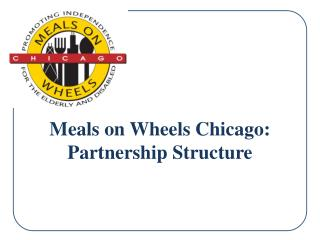 Meals on Wheels Chicago: Partnership Structure