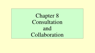 Chapter 8 AFRICAN AMERICANS IN COUNSELING
