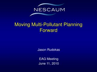 Moving Multi-Pollutant Planning Forward
