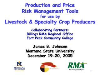 Risk Management Agency