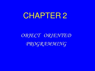 CHAPTER 13  CLASSES AND DATA ABSTRACTION