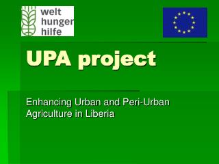 UPA project