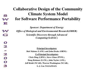 Collaborative Design of the Community Climate System Model for Software Performance Portability