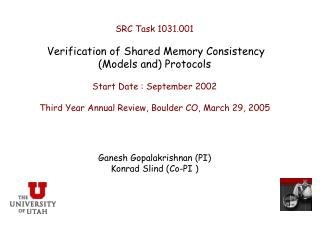 Examples of shared memory systems