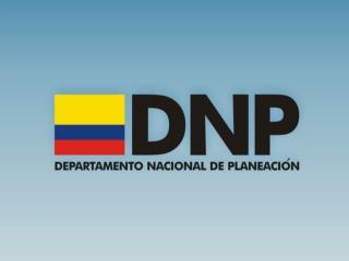 Departamento Nacional de Planeaci�n