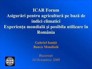Sisteme de asigurări agricole disponibile în U.E.
