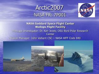 Arctic2007