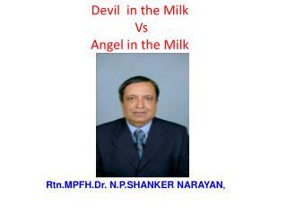 Rtn.MPFH.Dr. N.P.SHANKER NARAYAN ,