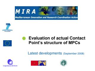 Evaluation of actual Contact Point�s structure of MPCs