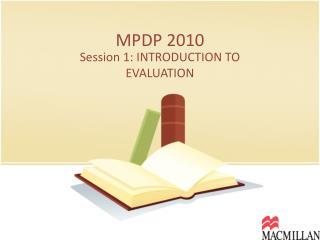 MPDP 2010