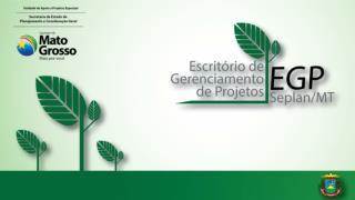 PROJETO DE IMPLANTAÇÃO DO ESCRITÓRIO DE  GERENCIAMENTO DE PROJETOS SETORIAL – SEPLAN