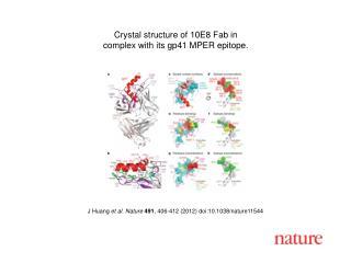 J Huang  et al. Nature 491 , 406-412 (2012) doi:10.1038/nature11544