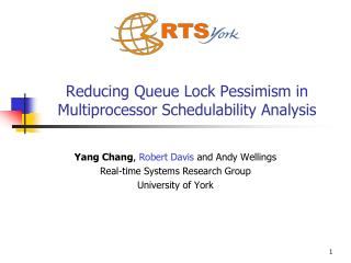 Reducing Queue Lock Pessimism in Multiprocessor Schedulability Analysis