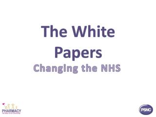 The White Papers