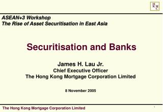 Securitisation and Banks