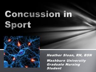 Concussion in Sport